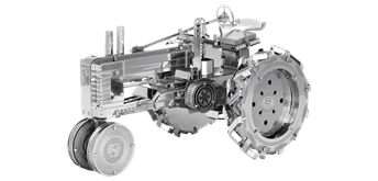 Metal Earth - John Deere Model B Tractor