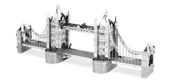 Metal Earth - London Tower Bridge, 2 Sheets