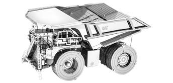 Metal Earth - Mining Truck Cat 3 Sheets
