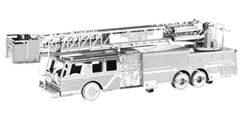Metal Earth MMS115 - Fire Engine, 2 Sheets