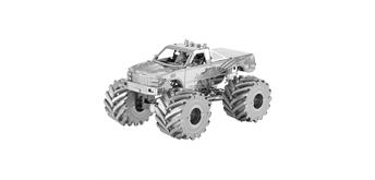 Metal Earth MMS163 - Monster Truck, 3 Sheets