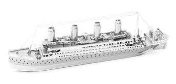 Metal Earth - Titanic Ship, 2 Sheets