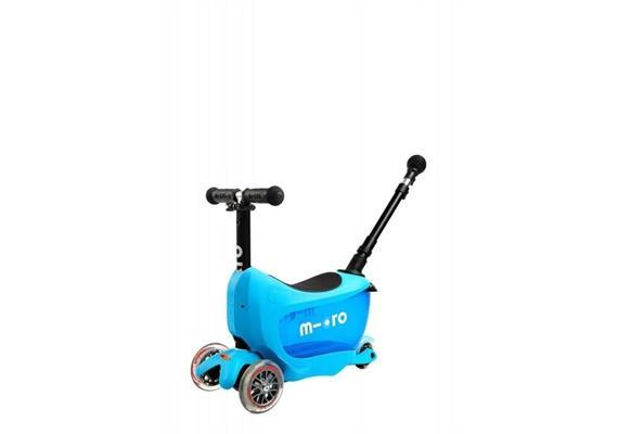 Micro mini2go blue deluxe plus blau