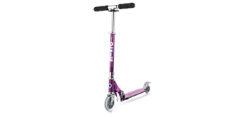 Micro scooter sprite special edition purple