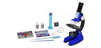 Mikroskop Set im Koffer, 48 Teile