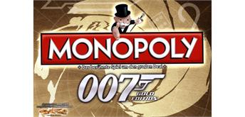 Monopoly: James Bond - Gold Edition (D)