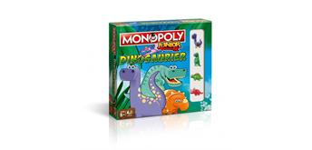 Monopoly Junior Dinosaurier