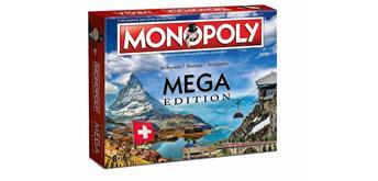 Monopoly MEGA Mopoly Schweiz