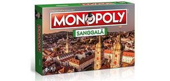 Monopoly - Sanggalä (mundart)