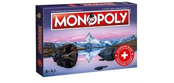 Monopoly Schweizer Berge deutsch und französisch