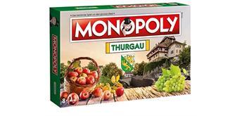 Monopoly Thurgau 2. Auflage, deutsch
