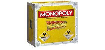 Monopoly Zurück in die Zukunft, inkl. DVD