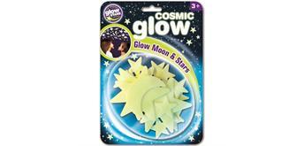Moon & Stars - Mond und Sterne Glow in the Dark
