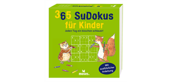 moses - 365 SuDokus für Kinder
