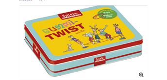 moses - Spiele-Klassiker Gummitwist-Set