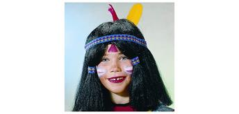 Müller Perücke Indianer Kinder