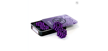 NEOBALLS Violett (216 Magnetkugeln)