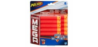 Nerf Mega Darts, 10 Stück im Nachfüllpack