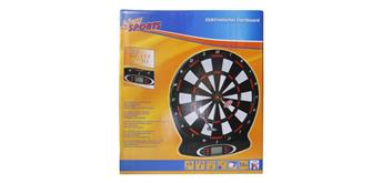 New Sports Elektronisches Dartboard, 18 Spiele