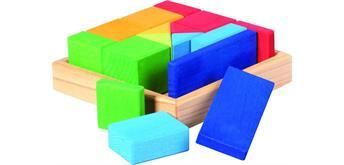 nic Baukasten Quadrat Formen Mix