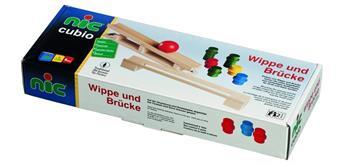 nic Cubio Multibahn Wippe + Brücke