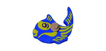nic Fisch blau zu Multibahn NIC