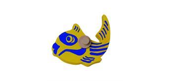 nic Fisch gelb zu Multibahn