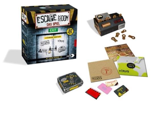 Noris Spiele Escape Room - Das Spiel
