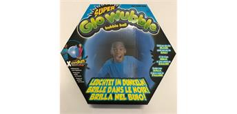 NSI Super GloWubble bubble ball blau