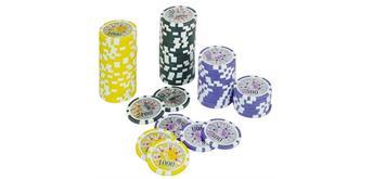 NSV Poker Chips Deluxe Wert 1000 (25 Stk)