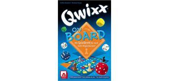 NSV Würfelspiel Qwixx on Board