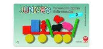 Oberschw. Magnetspiele Junior's Formen und Figuren