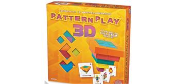 Patttern Play 3D Holz
