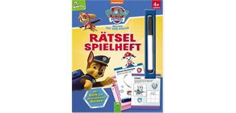 PAW Patrol Rätsel Spielheft