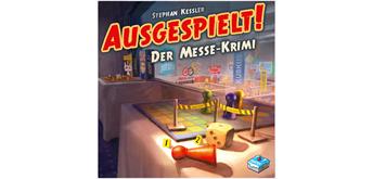 Pegasus Ausgespielt! - Der Messe-Krimi (Frosted Games)