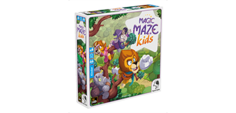 Pegasus Magic Maze Kids