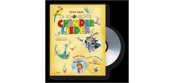 Peter Reber - Schönschte Chinderlieder + CD + Playback