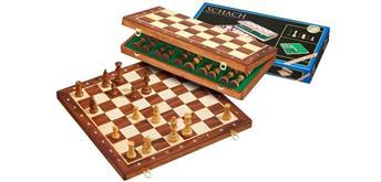 Philos De Luxe Schachkasette, 40mm