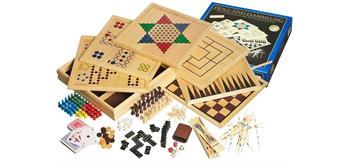 Philos Holz Spielesammlung 100