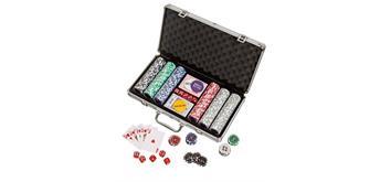 Philos Pokerchips, Aluminiumkoffer