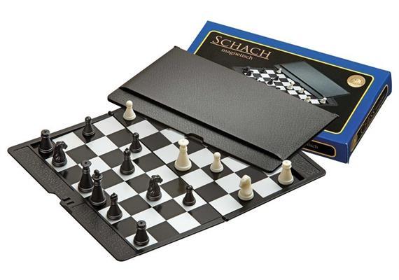 Philos Schach, Reisespiel, magnetisch