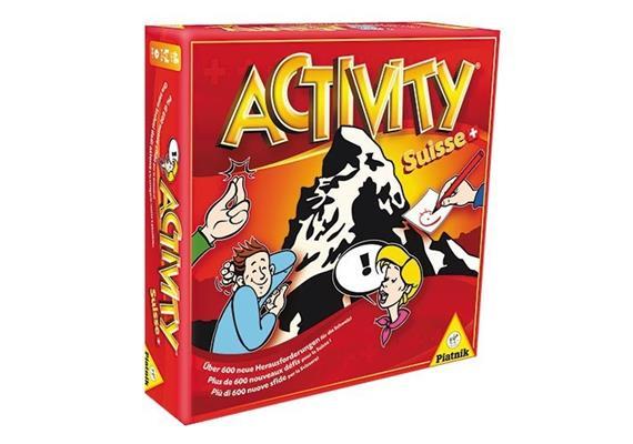 Piatnik Activity Suisse (mult.) - 12+