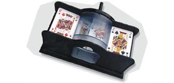 Piatnik Kartenmischmaschine mit Kurbel