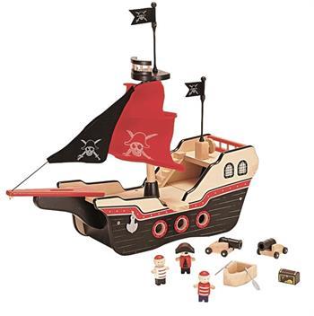 Piraten und Burgen