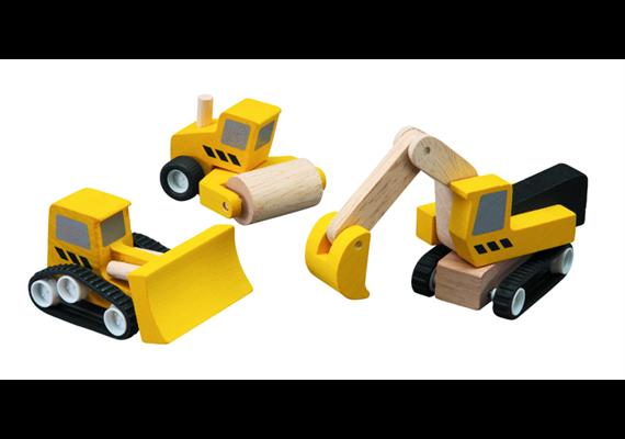 PlanToys PlanWorld Baufahrzeuge