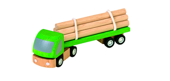 PlanToys PlanWorld Holztransporter