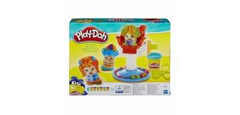 Play Doh Bunter Frisierspass