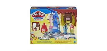 Play-Doh Drizzy Eismaschine mit Toppings