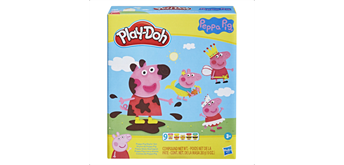 Play-Doh F14975L0 - Peppa Pig Styling-Set