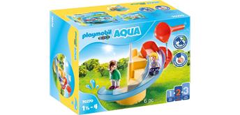 PLAYMOBIL ®123 - 70270 Wasserrutsche